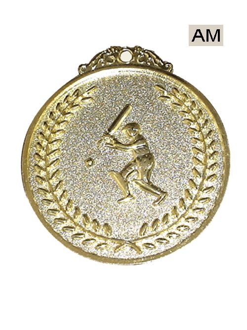 cricket design gold medal