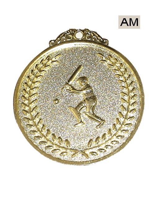 cricket design gold medal