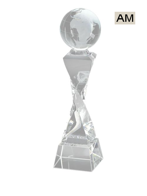 crystal ball trophies