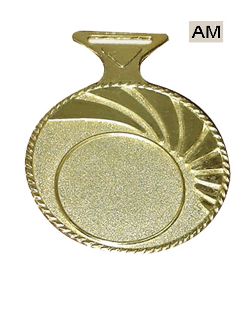 gold heavy medal