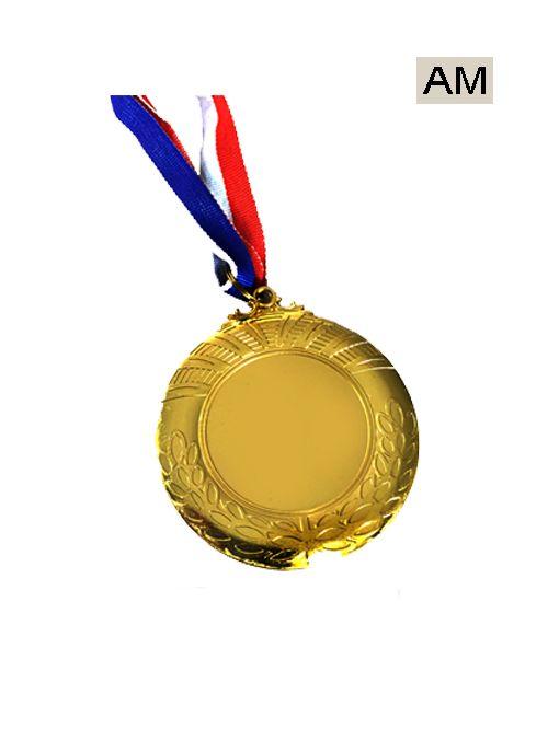 gold plating medal