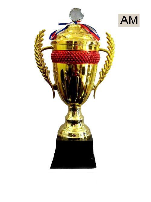metal plastic diamond sports cup