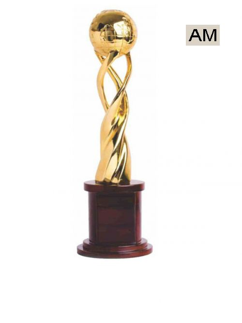 premium metal globs trophies