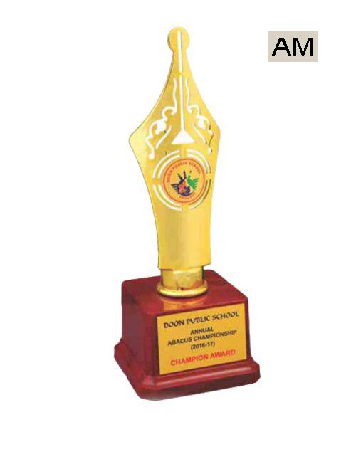 school pen trophy