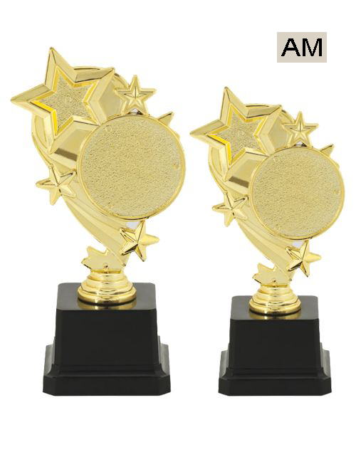 star golden trophy
