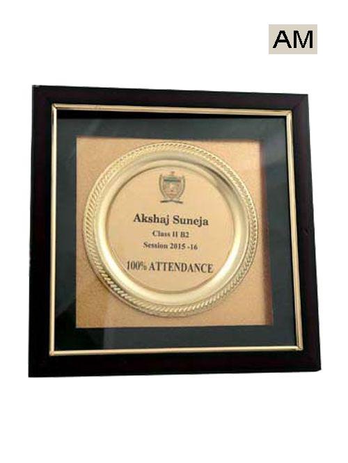 100 attendance award