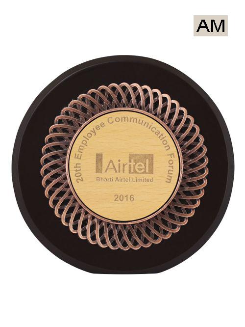 brown plate award