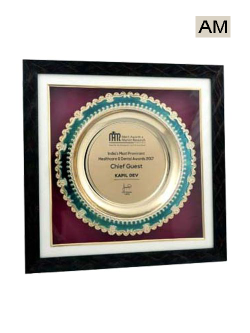 corporate chief guest award
