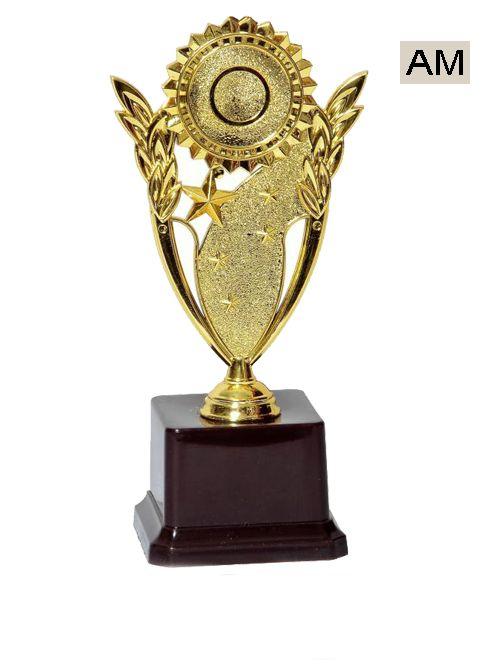 economic gold trophy