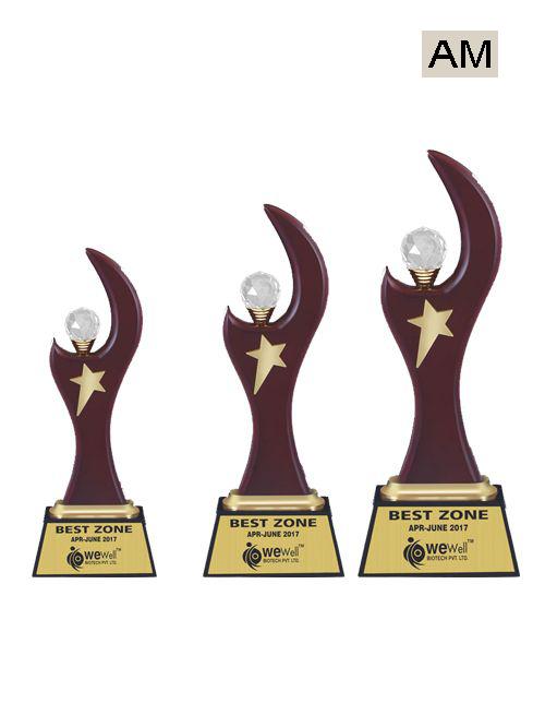 oscar wooden award