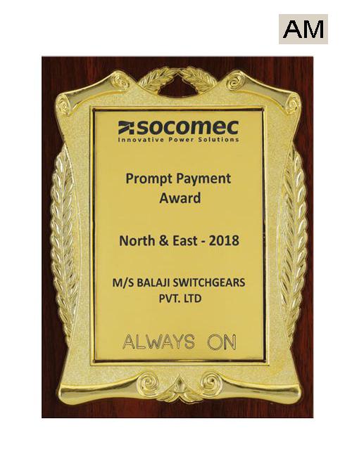 payment award