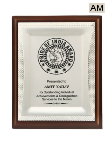 Pride Of India Award