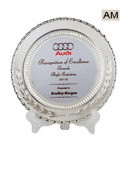 silver plating mementos