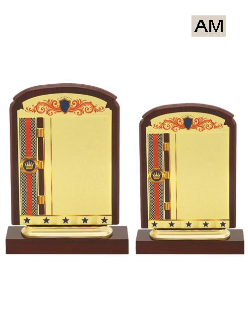 wooden mini award